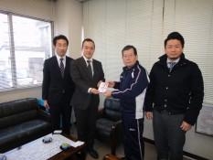 2015.1.19福岡乳児院寄付写真